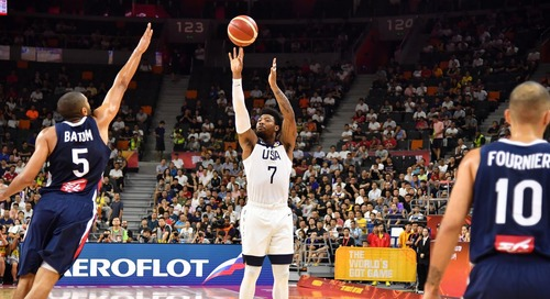 FIBA World Cup: Tough French outlast Team USA in Dongguan, 79-89