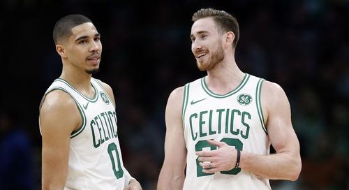 Sean Deveney: Gordon Hayward is the x-factor for the Celtics (podcast)