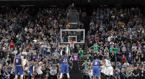 """Brad Stevens: Celtics made """"right play"""" on final possession of loss to Kings"""