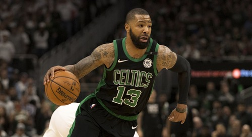Marcus Morris gave the Celtics what they lacked this season