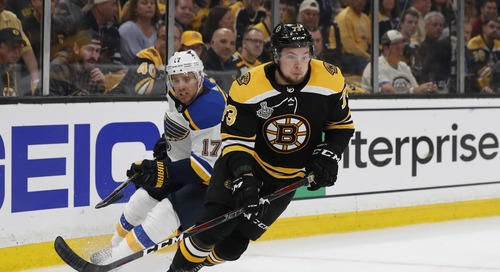Charlie McAvoy wants to stay in Boston 'forever,' so what could a potential contract look like?