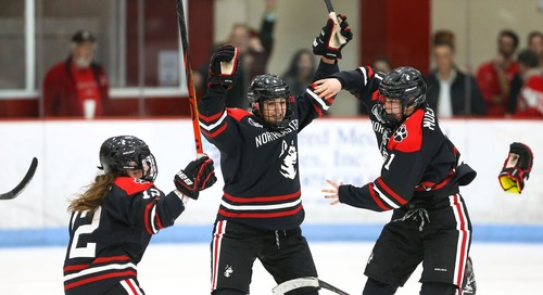 Weekly women's hockey wrap-up: February 17