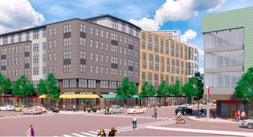 Seven-building Southie project nears construction