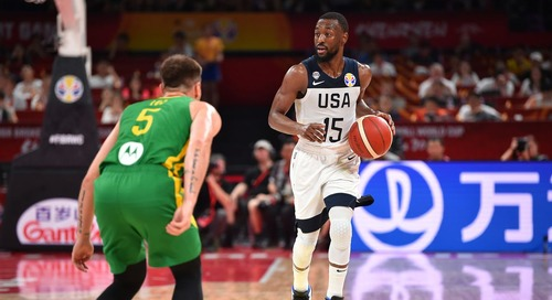 Walker, Brown and Smart lead USA against spirited Brazil, win 89-73