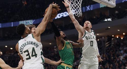 Boston comes up short against the NBA's best: 10 Takeaways from Celtics/Bucks