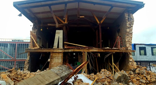 Photos: Part of Atlanta's historic Excelsior Mill crumbled in construction mishap. Now what?