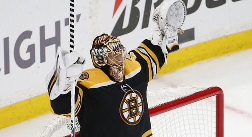 Tuukka Rask is now statistically the best Leafs goalie ever