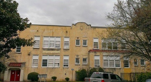 Circa-1930 Grant Park School razed for luxury apartments, townhomes