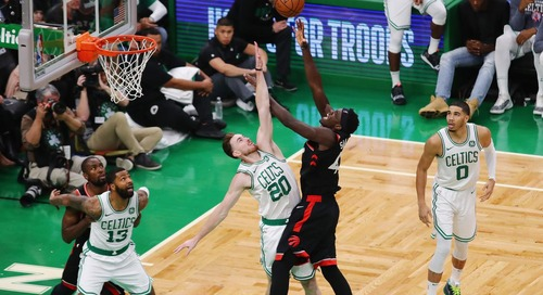 Wingz: Hayward, Morris, Tatum come up big for Celtics in OT win over Raptors