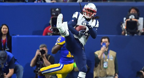 Patriots create $5.67 million in cap space; alter Stephon Gilmore's contract