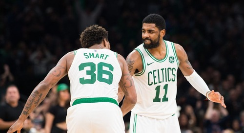 Twelve Marcus Smart plays made by the Celtics without Marcus Smart in Game 2 victory