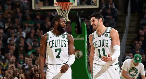 Enes Kanter, Celtics trying to 'keep that chemistry together' while separated