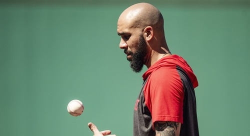 Daily Red Sox Links: David Price, Mookie Betts, Gerrit Cole