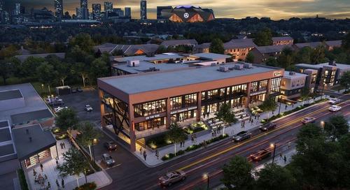Fresh renderings: Quest's community-focused Westside mixed-use hub is rising