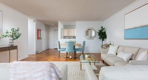 Big reveal: A rarely traded one-bedroom in the West End