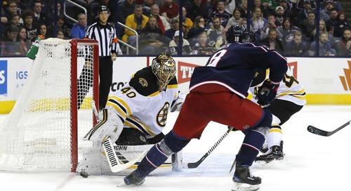 Bruins vs. Blue Jackets 3/16/19 GAMETHREAD