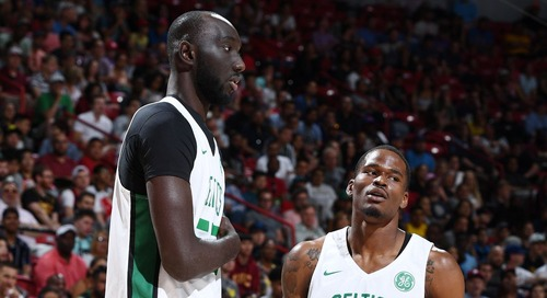 Celtics to sign Javonte Green to a partially guaranteed deal, Tacko Fall still in the mix