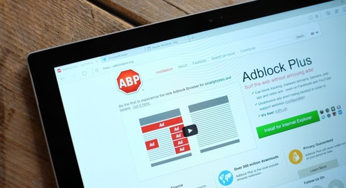Adblock Plus now blocks social media tracking for Chrome & Firefox