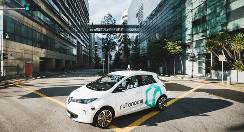 Delphi acquires NuTonomy for $450 million to challenge self-driving tech firms