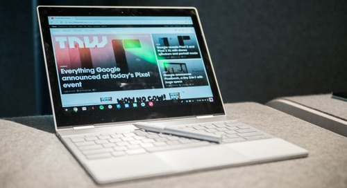 Chromebooks to get new Windows 10 dual-booting feature called Campfire