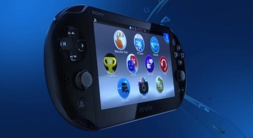 Sony to cease production of PlayStation Vita game cards in 2019