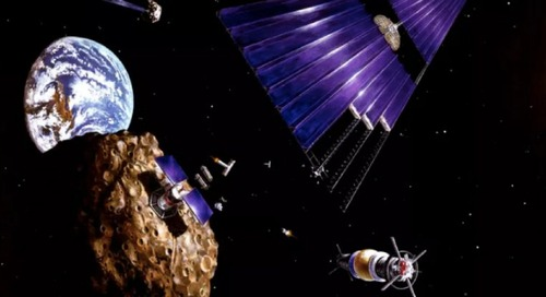 Mining asteroids could make us super duper rich. Let's get started