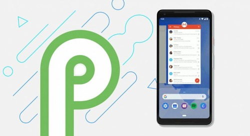Here's how Android P's new gesture controls work