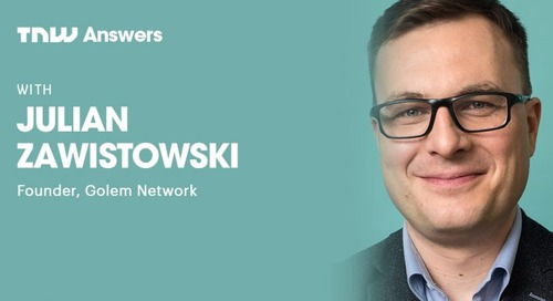 Golem creator Julian Zawistowski will answer all your questions about: 1) global decentralized supercomputers, 2) blockchain economy, and 3)