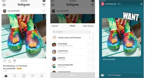 Instagram finally realized Feed and Stories are part of the same app