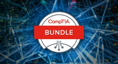 Lock in 12 different CompTIA certifications for less than $5 each