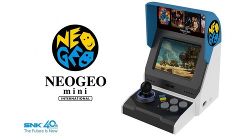 The Neo Geo Mini is yet another retro console making a comeback