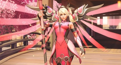 Overwatch's breast cancer charity event is one of the sweetest I've seen