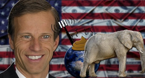 Senator John Thune is the patron saint of bullshit and his remarks on net neutrality are lies