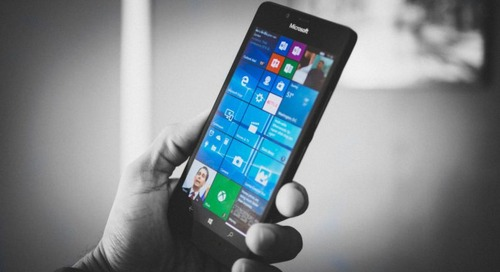 Microsoft is euthanizing Windows 10 Mobile in 2019