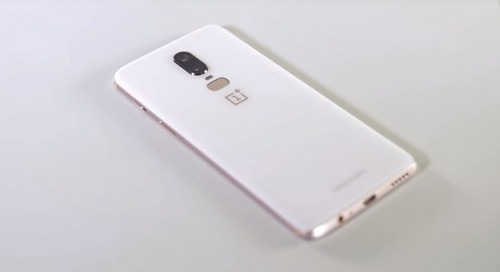 You can now order the OnePlus 6 in its best color