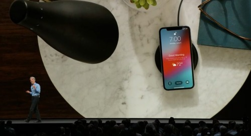 Apple announces grouped notifications and other focus aids