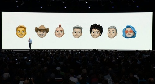 Apple's new 'Memoji' lets you create your own personalized Animoji