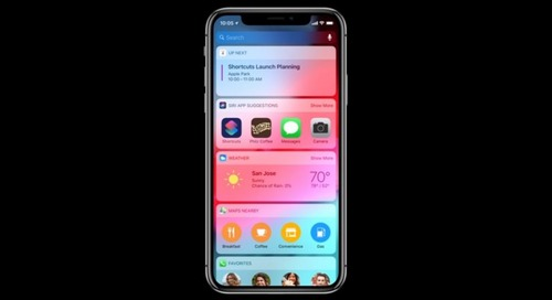 Apple announces Shortcuts app for Siri
