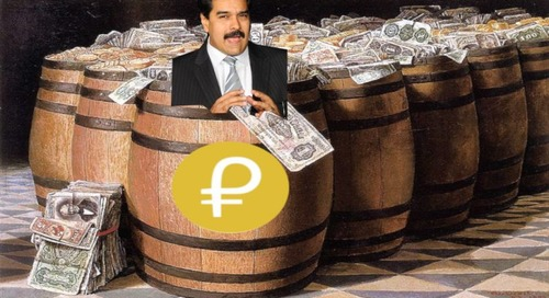 Maduro's Petro cryptocurrency will be an official currency in Venezuela – like the Bolivar