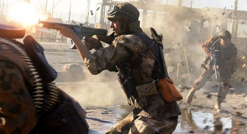 Battlefield V devs reveal how they recreate era-appropriate sounds