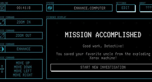 'Enhance': Browser game mocks Hollywood hacking tropes