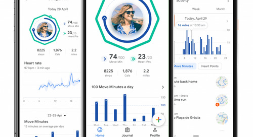 Google Fit teams up with the WHO to help you shed the pounds