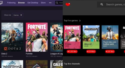 Twitch is reportedly making a play for YouTube's top talent