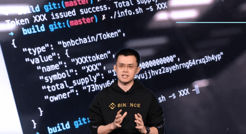 Binance launches its decentralized cryptocurrency exchange, but there's a catch