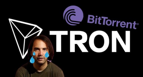BitTorrent inventor walks away after TRON acquisition