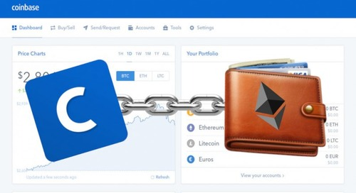 Coinbase launches new standalone wallet (but it supports only Ethereum for now)
