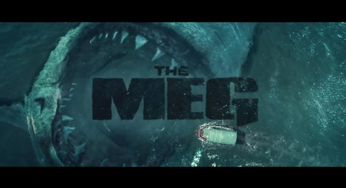 The Meg's giant shark is an AI-powered marvel
