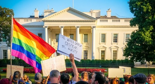 #WontBeErased is Twitter's response to Trump's proposed anti-trans policies