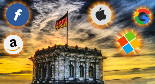 Germany wants a global 'minimum tax' for tech giants' revenue