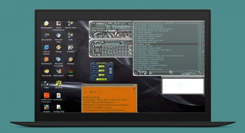 Winamp is coming back next year, and I can't wait to slap some skins on it